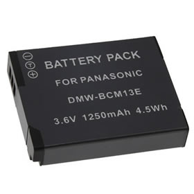 Batterie Rechargeable Lithium-ion de Panasonic Lumix DMC-TZ40